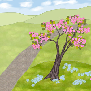 flowering_crab_apple_tree
