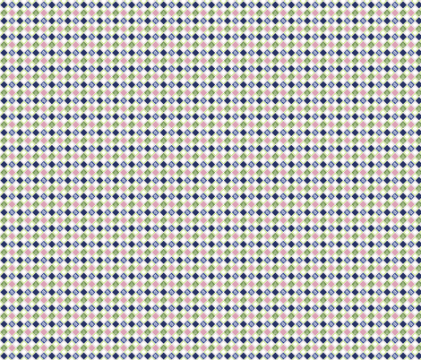 Pyrex Plaid fabric by dianne_annelli on Spoonflower - custom fabric