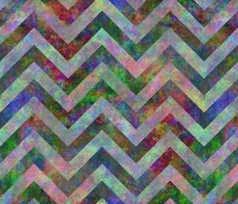 Chevron batik fabric by spacefem on Spoonflower - custom fabric