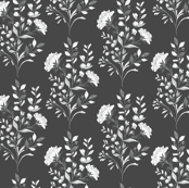 Hackney & Co Nouveau Floral Grey
