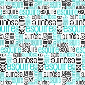 turquoiseblackesquire