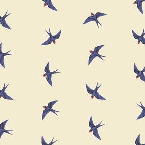 Swift Swallow Cream