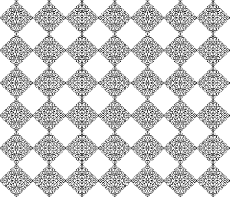 watchtower window fabric by keweenawchris on Spoonflower - custom fabric
