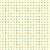 Pokemon Starters Pattern