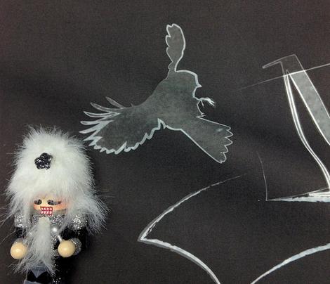 Julie's Chalkboard X-Mas Tree