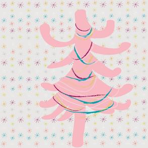 Sugar coated -Christmas Tree
