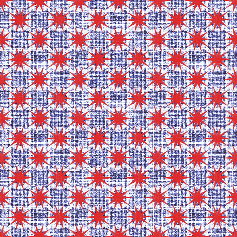 Fourth of July fabric by keweenawchris on Spoonflower - custom fabric