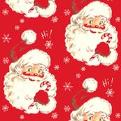 Hi Santa! Christmas 2013 real red