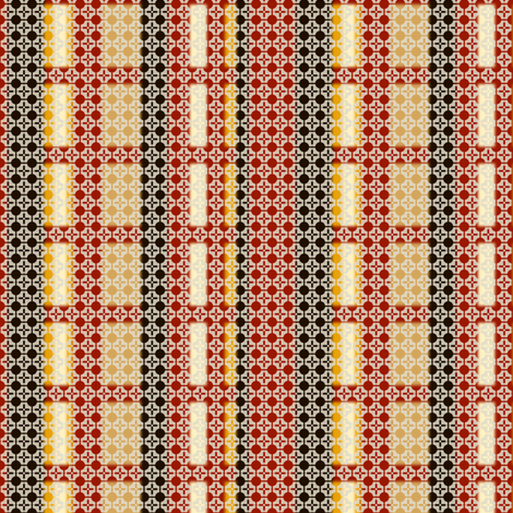 Firefly:  Simon's vest fabric by risu on Spoonflower - custom fabric