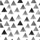 Grey Triangle pattern