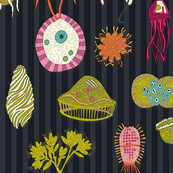 Giant Protozoa Bestiary Multi Dark