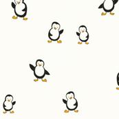 Penguins in Color