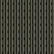 Small Green City Stripe