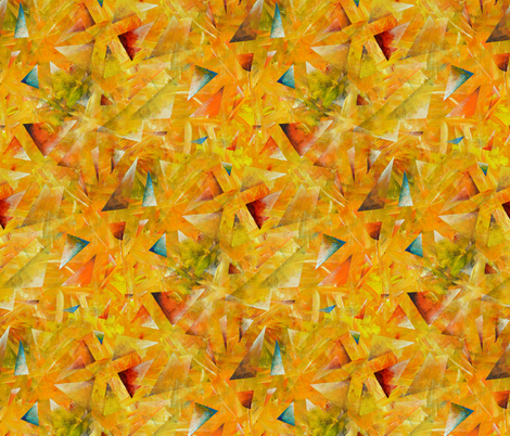asterisms fabric by nerdlypainter on Spoonflower - custom fabric