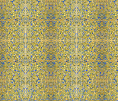 boucle fabric by nerdlypainter on Spoonflower - custom fabric