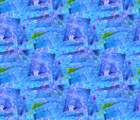 cacophony fabric by nerdlypainter on Spoonflower - custom fabric