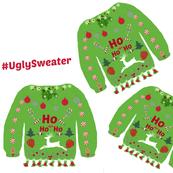 Hashtag UglySweater