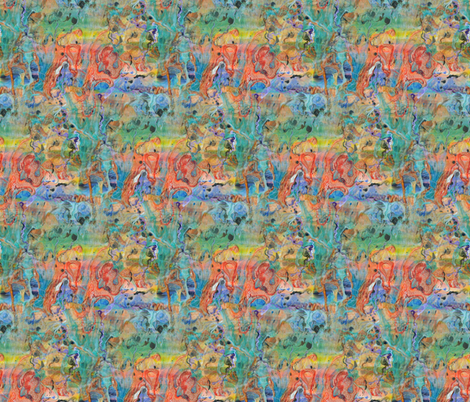 first microseconds fabric by nerdlypainter on Spoonflower - custom fabric