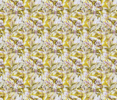 neurology fabric by nerdlypainter on Spoonflower - custom fabric