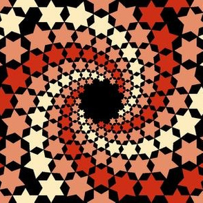 spiralling stars 3
