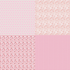 Dolly Fabric: Pinku Collection