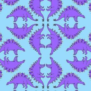 purple stego