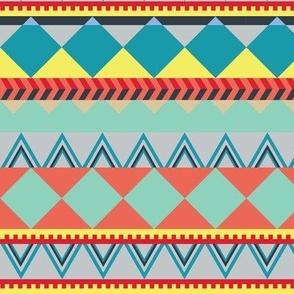 Polygonal Pastel