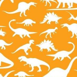 Dino Walk Orange