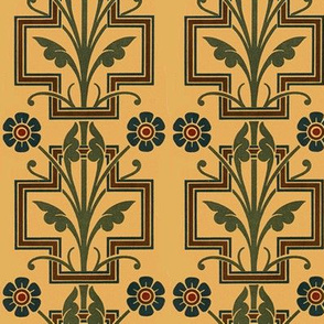 Art_Deco_Flower_Motif_1