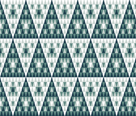 sierpinski tree-angle repeat
