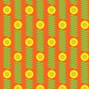 Sunflowers - Orange