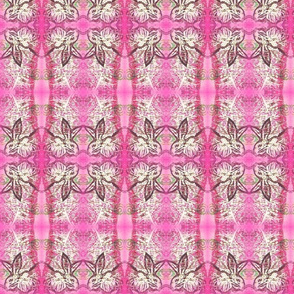 artistamp rabbit - pink