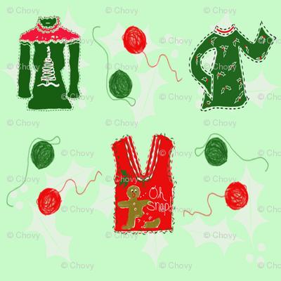 3UglySweaters