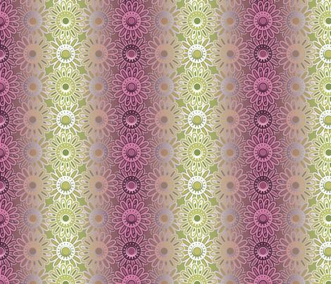 tennis balls bouncing fabric by jennifurryrabbit on Spoonflower - custom fabric