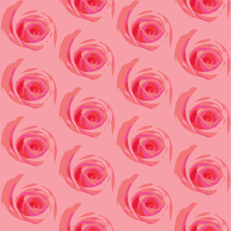 Peace rose fabric by keweenawchris on Spoonflower - custom fabric