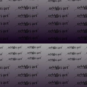 oddgirl's ombre tags
