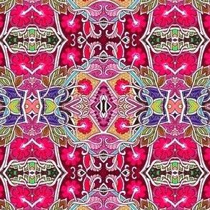 Splat Flower Serenade