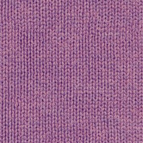 sugar plum knit