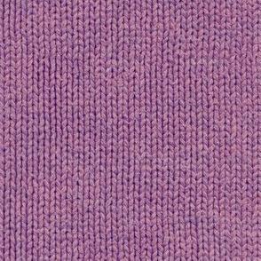 sugar plum knit