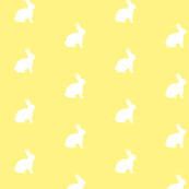White Bunny Lemon