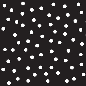 random_whitedots-black