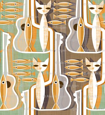 Cat Fish.Custom colourway