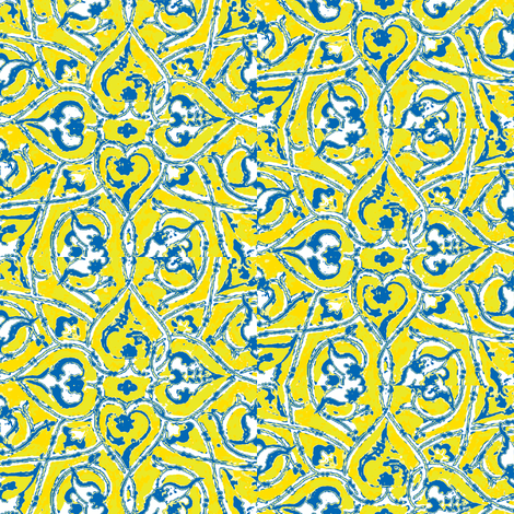 Dutch Breakfast fabric by amyvail on Spoonflower - custom fabric