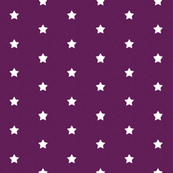Star Polka Dot Plum