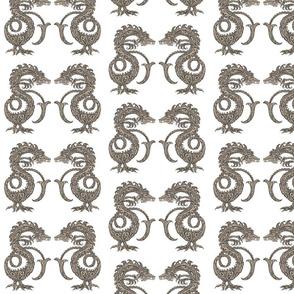 Dragons at Dawn - Deep Neutrals