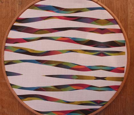 CMYK Stripes