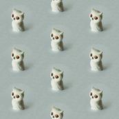 Owl in Gray