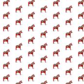 Dala Horse Facing Right