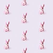 Retro Bunny in Pink