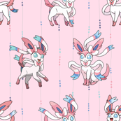 sylveon (eeveelutions)
